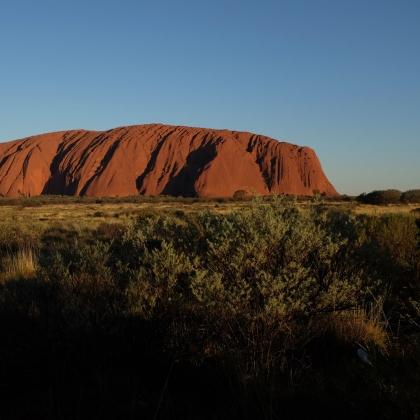 Una meraviglia naturale dell'Australia